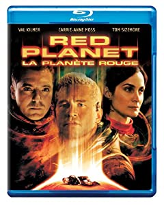 Red Planet / La Planète Rouge (Bilingual) [Blu-ray]