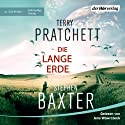 Die Lange Erde (Die Lange Erde 1) Audiobook by Terry Pratchett, Stephen Baxter Narrated by Jens Wawrczeck
