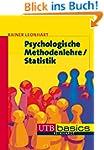 Psychologische Methodenlehre /Statist...