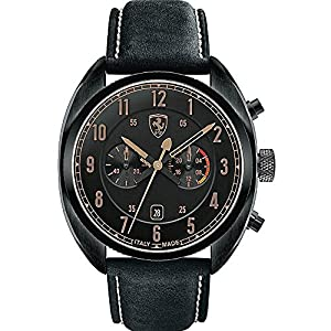 Scuderia Ferrari Watches Men's Formula Italia Limited Edition Chronograph Watch
