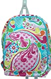 Pearly Girly Printed Backpack