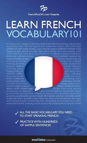 Learn French - Word Power 101 (Free Language Books compare prices)