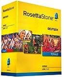 Rosetta Stone German Level 1-2 Set