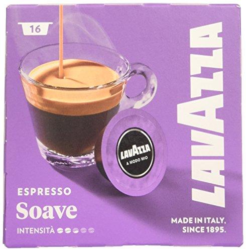 Get Lavazza Soavemente Coffee Pod Capsules x 16 from Luigi Lavazza S.p.A.