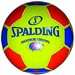 Spalding Rookie Gear Soccer Ball, Siz...