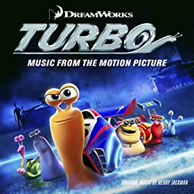 Turbo (Music From The Motion Picture) [+digital booklet]