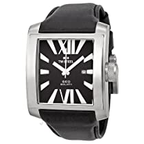 TW Steel CEO Goliath Black Dial 42mm Mens Watch CE3005