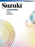 img - for Suzuki Violin School, Volume 6 book / textbook / text book