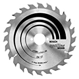 Bosch TCT Optiline Circular Saw Blade 165 x 30mm x 24T