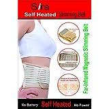 Sira Tourmaline Magnetic Slimming Belt,Self Heated & Hot Shaper Belt, Lower Back Waist Support Belt, Lumbar Brace...