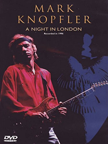 DVD : Mark Knopfler - Mark Knopfler: Night in London (DVD)