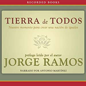 Tierra de Todos [Land of All] Audiobook