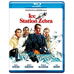 Ice Station Zebra [Blu-ray]
