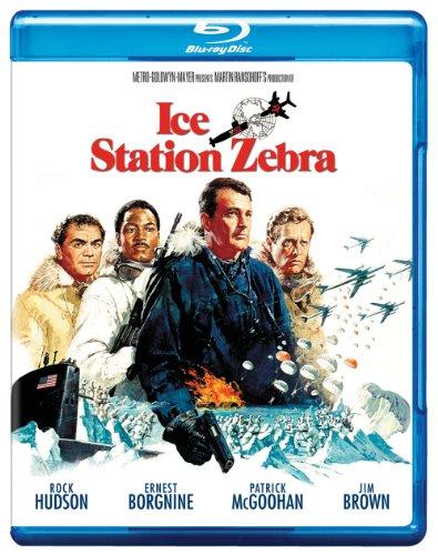 Ice Station Zebra (BD) [Blu-ray]