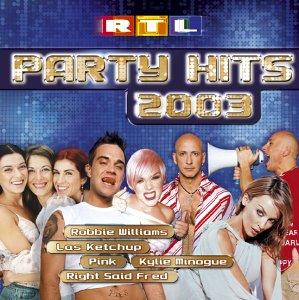 Las Ketchup - Rtl Party Hits 2003 - Zortam Music