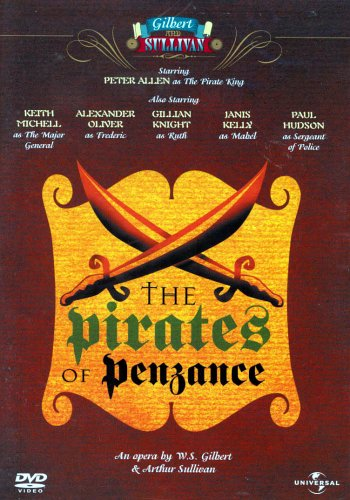 Gilbert And Sullivan - Pirates of Penzance [DVD]