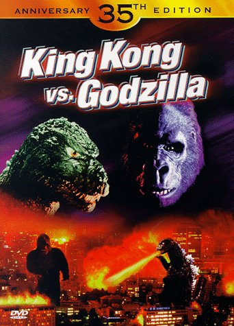 King Kong Vs Godzilla [DVD] [Region 1] [US Import] [NTSC]