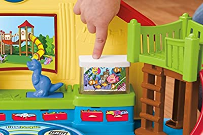 Fisher Price Little People Musical Preschool by Amazon.com, LLC *** KEEP PORules ACTIVE ***