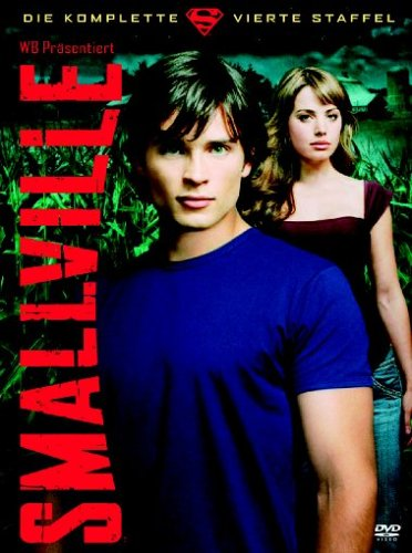 Smallville - Die komplette vierte Staffel [6 DVDs]