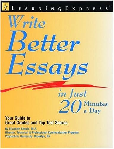 Englishbiz - Write a better essay