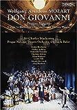 モーツァルト:歌劇《ドン・ジョヴァンニ》全曲(プラハ版)~プラハ、スタヴォフスケー劇場ライブ~ [DVD]