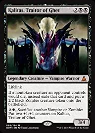 Magic: the Gathering – Kaltias, Trait…
