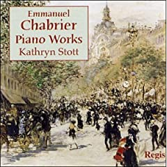 Chabrier: Piano Works / Kathryn Stott