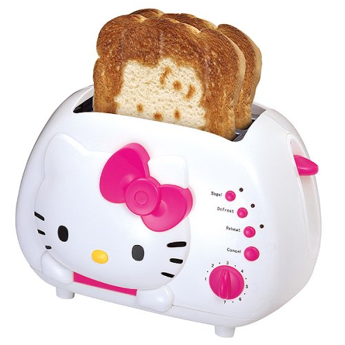 Hello Kitty Toaster  KT5211