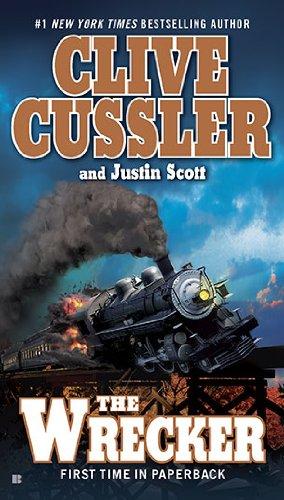 The Wrecker, Clive Cussler, Justin Scott