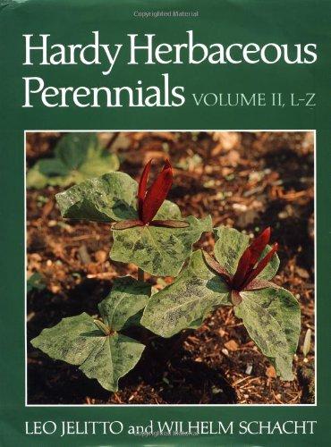 Hardy Herbaceous Perennials (Gardener's Guide)