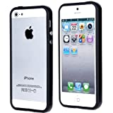 "iProtect Premium Bumper f�r das Apple iPhone 5 / 5s in schwarzvon ""iprotect"""