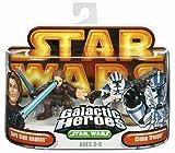 Dark Side Anakin / Blue Clone Trooper Star Wars Galactic Heroes