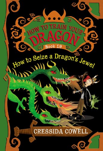 How To Seize A Dragon'S Jewel (How To Train Your Dragon)