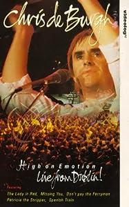 Chris De Burgh - High On Emotion - Live In Dublin ! [1988] [VHS]