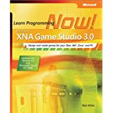 Microsoft® XNA® Game Studio 3.0: Learn Programming Now! (Pro - Developer)