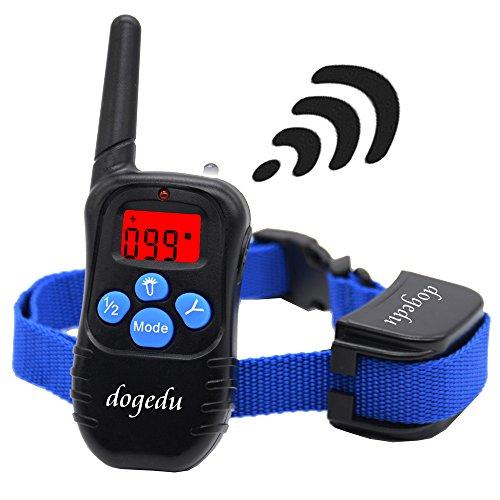 Dogedu Du998dr1 Rechargeable and Rainproof Dog Training Shock