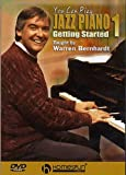 You Can Play Jazz Piano 1: Getting Started [DVD] [Region 1] [NTSC]