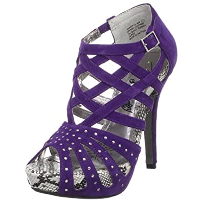 NAUGHTY MONKEY Carumba Womens Sandals Heels Size 11