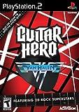 echange, troc Guitar Hero Van Halen PS2 - Game only