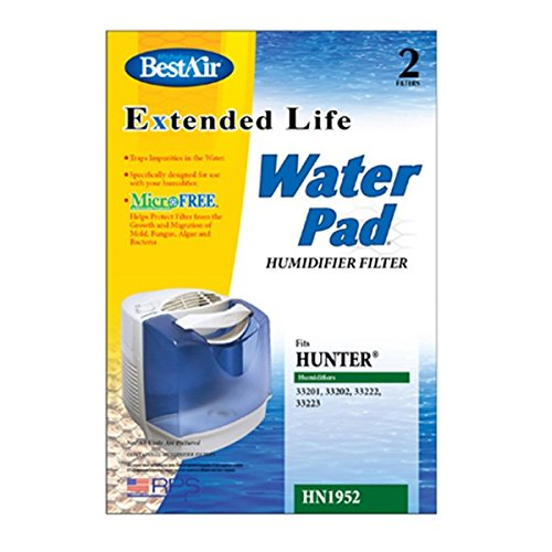 Hunter Wick Repl Filter (Hunter Humidifier Filters 33222 compare prices)