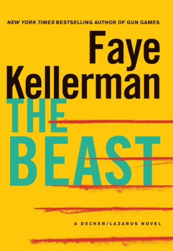 The Beast: A Decker/Lazarus Novel (Decker/Lazarus Novels Book 21)