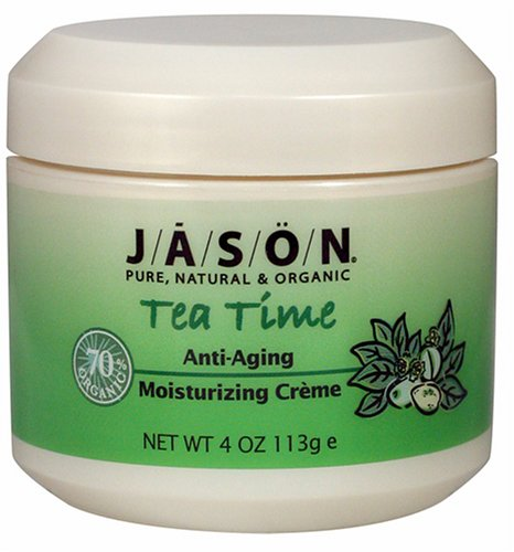 Jason Tea Time Anti-Aging Moisturizing Creme,