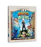 echange, troc Monstres vs Aliens - Combo Blu-ray 3D active + Blu-ray 2D [Blu-ray]