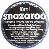 Snazaroo Professional Classic Colours Face Paints 18ml (Black)