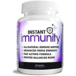 Instant Immunity - Maximum Strength Immune Support Formula 60ct