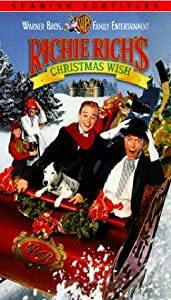 Richie Rich - The Christmas Wish Vhs by Warner Home Video