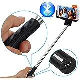 Selfie Sticks Wireless Bluetooth Monopod for Smartphone