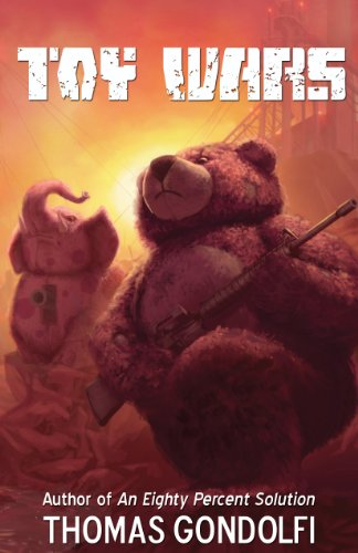 Toy Wars by Thomas Gondolfi ebook deal