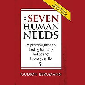 The Seven Human Needs Audiobook