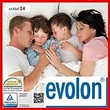 EVOLON Matratzenbezug Encasing Milbenkotdicht Allergiker...